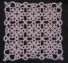 Motif Doily - website is gone, even used Wayback Machine and no pictures or patterns available :(
