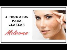 ADEUS MELASMA! 4 Produtos para Clarear manchas, inclusive Melasma - YouTube