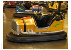 Photo bumper cars