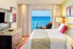 Guest Room Ocean View at Tamarind Beach Hotel and Yacht Club, St. Vincent and the Grenadines, #Caribbean