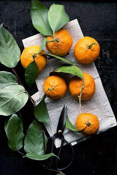 satsuma oranges / Wholesome Foodie <3