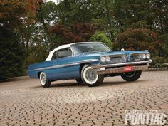 Hppp 1303 03 O 1961 Pontiac Bonneville 123 Inch Wheelbase Photo 3