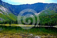 MT KATAHDIN - Chimney Pond - Download From Over 39 Million High Quality Stock Photos, Images, Vectors. Sign up for FREE today. Image: 64231801