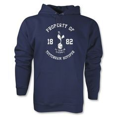 "Tottenham Hotspur.  The pride of North London & ""home""."