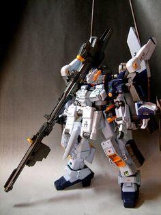 Custom Build: 1/144 Advanced Hazel Assault Type - Gundam Kits Collection News and Reviews