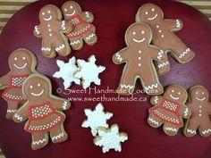 Sweet Handmade Cookies