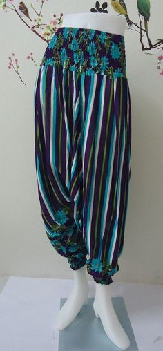 Hey, I found this really awesome Etsy listing at https://www.etsy.com/listing/189992961/ladiess-trouser-harem-ali-baba-trouser