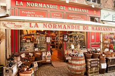 Honfleur Normandy France French Travel by AlissaEPhotography, $35.00 | Home Decor | www.alissaesposito.com
