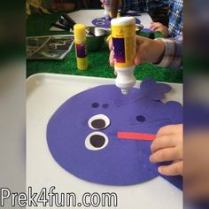 preschool Hoppy Frog