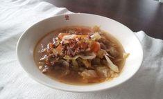Halvalla hyvää - kaalikeitto on arkiruokien kuningas Culinary Arts, Soup Recipes, Chili, Food And Drink, Beef, Dinner, Koti, Soups, Organic