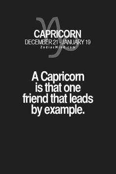 Stubborn capricorn man