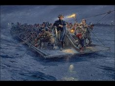 The 10 Days That Changed The World, Washington's Crossing the Delaware. The Battles of Trenton and Princeton. A remarkable situation of two battles that chan...