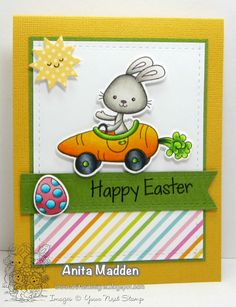 Your Next Stamp:  Sprinkles – Happy Easter stamp and die   Fun Faces   Seasons Die Set   Tiny Stitches Line Die  #yournextstamp