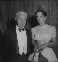 Charlie Chaplin; Oona Chaplin (née O'Neill)