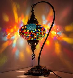 Turkish Moroccan Lamp 8 Different Style