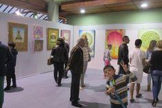 Exposición Individual en el Art Space The Cube, C. C. Varadero (Gran Canaria) · 2015