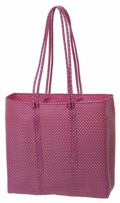 Etla Tote PInk Gold Tweed