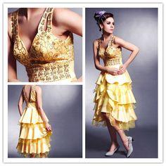#Sheath/#Column V-neck Tea-length #Prom #Dresses 03708  US$128.99  Find it here.... http://www.honeydress.com/b/Sheath-Column-V-neck-Tea-length-Prom-Dresses-03708.html#.UCOCTIfxrts?utm_source=SNS%5FSource_medium=SNS%5FPinterest_term=Pinterest_campaign=Pinterest%5FPost_nooverride=1  ...