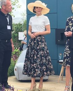 Crown Princess Mary opened the CPHGarden 2017