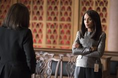Olivia (Kerry Washington) in the HTGAWM episode of the Scandal/HTGAWM crossover