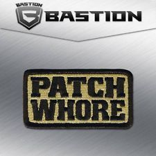 TACTICAL COMBAT BADGE MORALE VELCRO MILITARY PATCH WHORE ACU