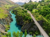 A 7 Day Road Trip Around New Zealand's South Island Is the Best Way to See One of the Most Beautiful Places on the Planet — Travel + Leisure Cheap Places To Travel, Places To Visit, Lake Wanaka, New Zealand South Island, Great Vacations, Travel And Leisure, Months In A Year, Australia Travel, Beautiful Places