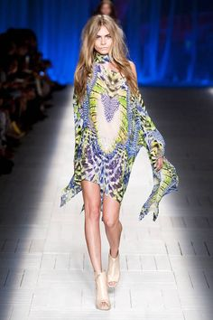 Just Cavalli Spring 2013 Ready-to-Wear Collection