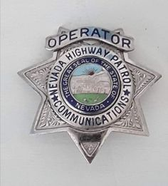 Law Enforcement Badges, California Highway Patrol, Police Badges, Nevada State, Football Cheerleaders, Police Patches, State Police, Class Ring, Collections