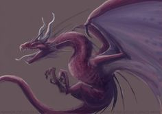 Furious dragon https://www.facebook.com/amanda.esplugues#dragonpainting #dragon #dragonsketch #dragondrawing #photoshop #charactterdesign #digitalpainting