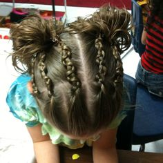 Girls Hairstyle.
