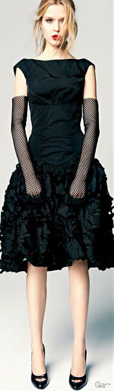Nina Ricci ● Cocktail/Party Dress