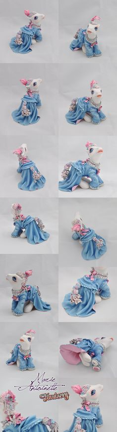 Marie Antoinette Custom MLP by *Tamisery on deviantART