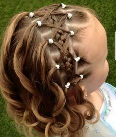 New Wedding Hairstyles For Kids Flower Girls Toddler Hair Ideas Girls Hairdos, Baby Girl Hairstyles, Princess Hairstyles, Pretty Hairstyles, Braided Hairstyles, Children Hairstyles, Little Girl Wedding Hairstyles, Cute Hairstyles For Toddlers, Hairstyle Ideas