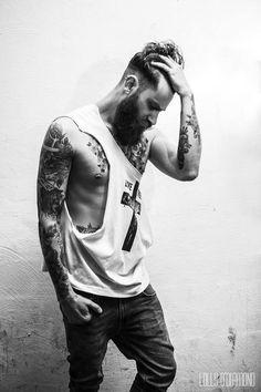 ..beard..