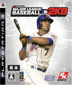 882538012 Major League Baseball 2K8  Japan Import  -- Click image to review more  details