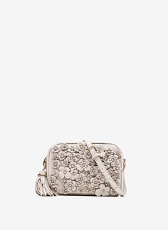 Floral messenger bag - View all - Bags - Uterqüe United Kingdom