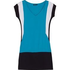 Vestido Recortes Minimal
