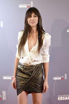 Charlotte Gainsbourg - César