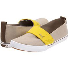 Not a Tennis Shoe Person...But I'd Rock em! PUMA - El Rey Slip-on Wn's