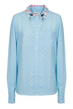 3d236ec248a7 Proud shirt p2ai. AntwerpSelf. Proud shirt - Essentiel Antwerp - EU store