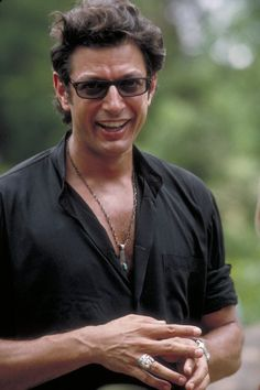 Yes... It's Ian Malcolm again <3 <3 <3