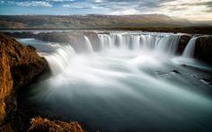 Waterfall Timelapse
