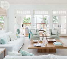 House tour: Modern West Coast cottage - Style At Home