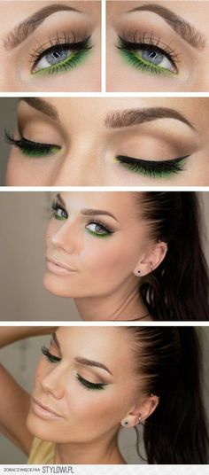 ♥ Linda Hallberg - incredible makeup artist. Very inspiring -- from her daily…