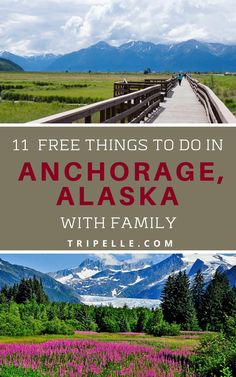 Ready for a trip to America's greatest frontier? Anchorage, Alaska is one of the most unique cities in the United States. With a population of nearly 300,000 people, it contains more than forty percent of the state's total population. This makes Anchorage the heart and soul of America's largest state. Travel Guides, Travel Tips, Travel Info, Budget Travel, Travel With Kids, Family Travel, Group Travel, Alaska Cruise Tips, Arizona