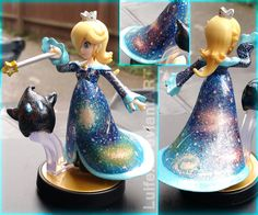 Rosalina Official Art | Official ~Official Wii U Lobby Amiibo Discussion Thread, now with more ...