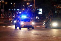 Обнародованы переговоры полиции во время преследования BMW