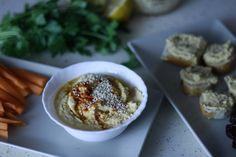 ~Traditional Lebanese Hummus~ ~Hummus libanez~
