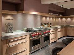 30 Fresh and Modern Kitchen Countertop Ideas httpfreshomecom