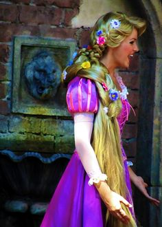 I'm a member of the LHC, so I am drawn to Rapunzel cause I have long hair too ... but its the wrong color and not near long enough. But I might still do it - I read somewhere that  the wig for  Rapunzel at Disney World is a two piece-r ... one part for the head and then another part (the bulk of the hair) is actually attached to the costume. I would really love this one :)